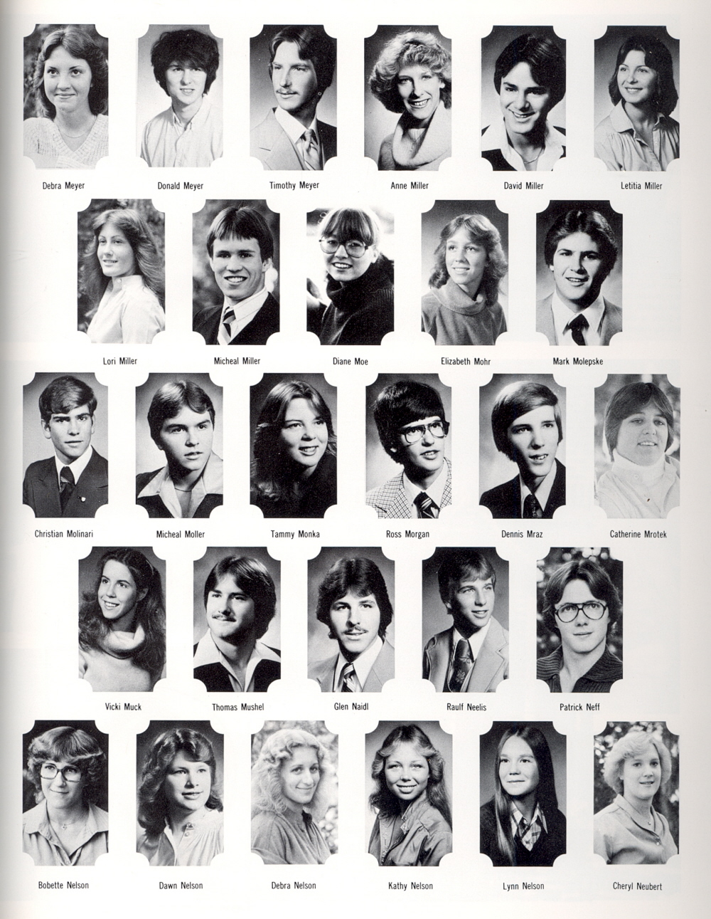 Page 151 1980 Manitowoc Lincoln High School Yearbook And